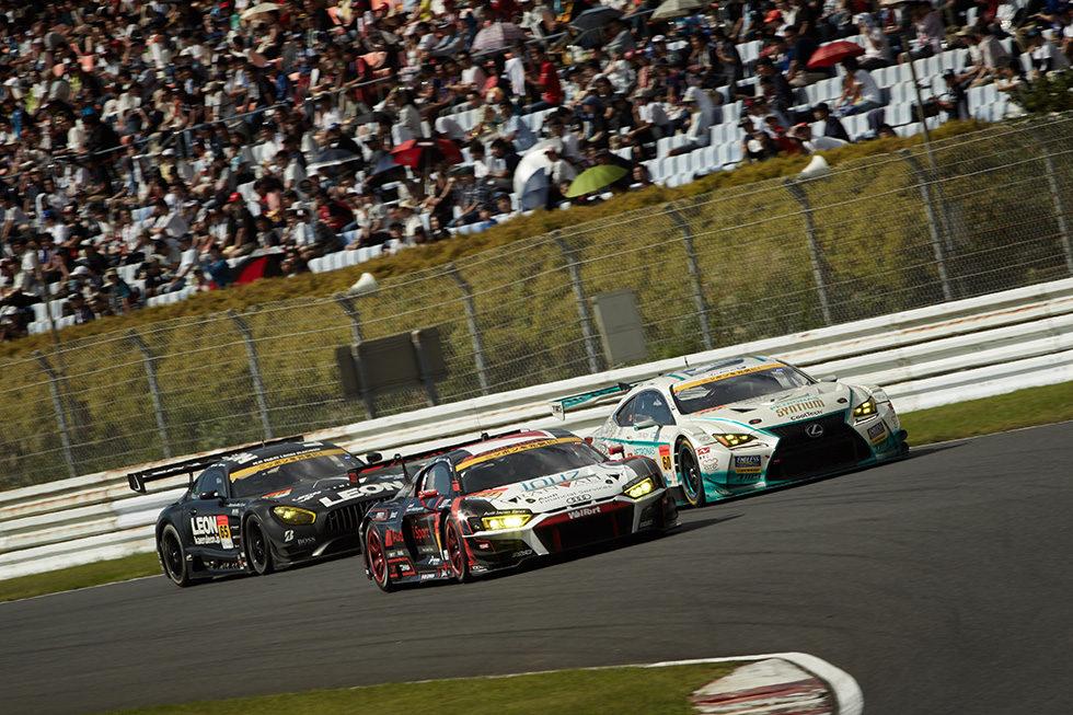 SUPER GT 第6戦