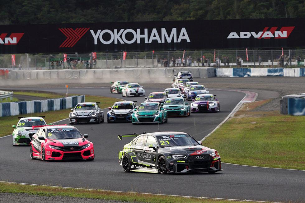 TCR Japan 第4戦