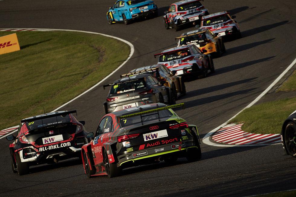 #7 Audi RS 3 LMS