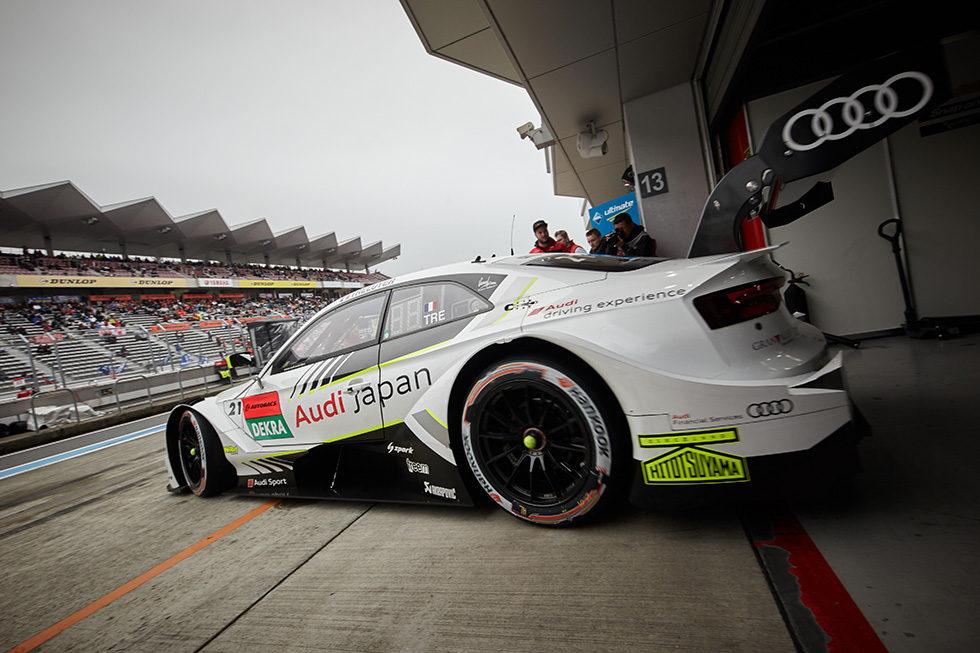 #21 Audi Sport Japan RS 5 DTM