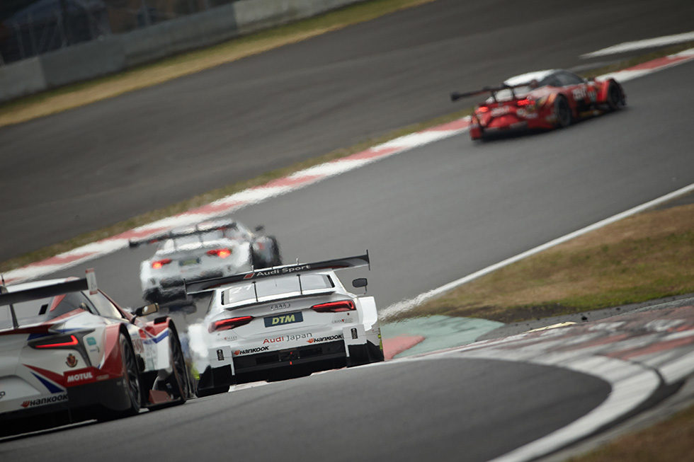 SUPER GT × DTM 特別交流戦