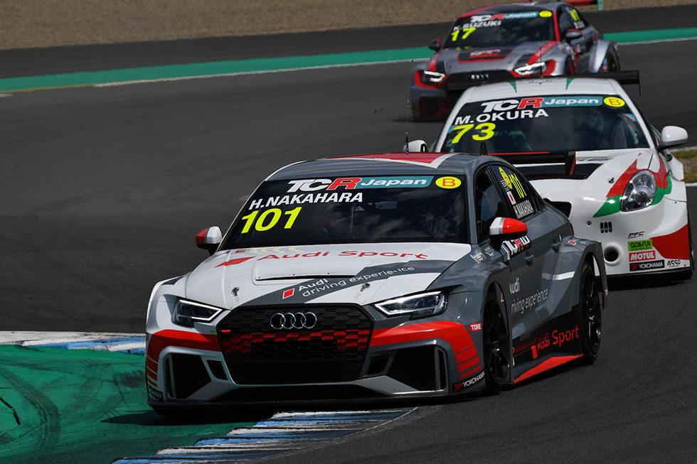 #101 Audi RS 3 LMS