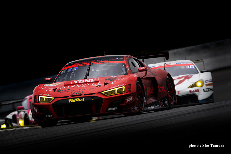 SUPER GT 2020 第5戦