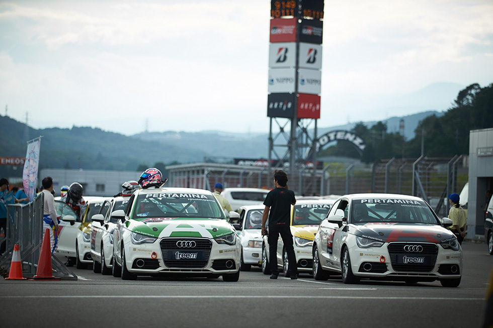 2019 Audi A1 Fun Cup 第2戦