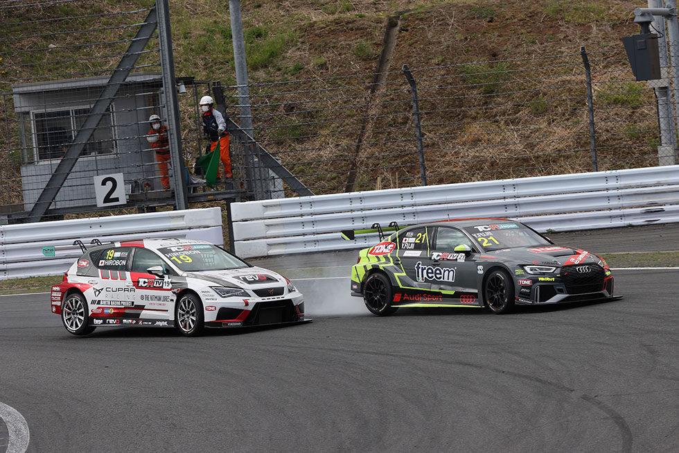 TCR Japan 2021 Round 1