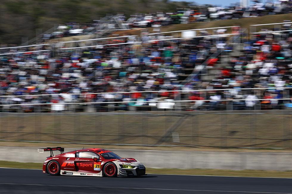 SUPER GT 2021 Round 1