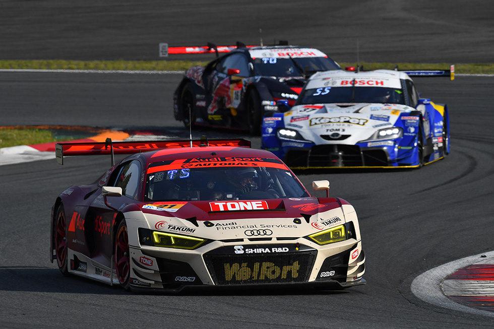 SUPER GT 2021 Round 2