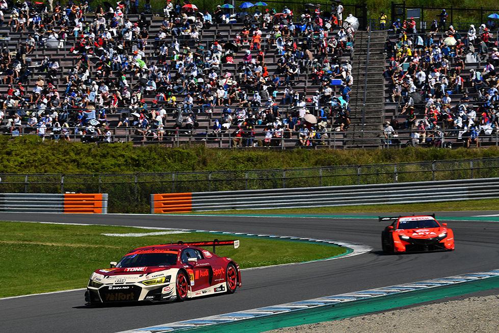 SUPER GT 2021 Round 4