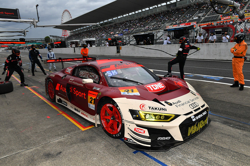 SUPER GT 2021 Round 3
