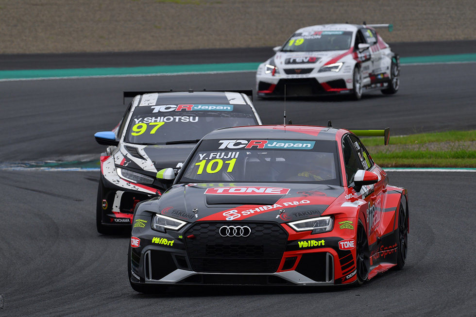 TCR Japan Round 4