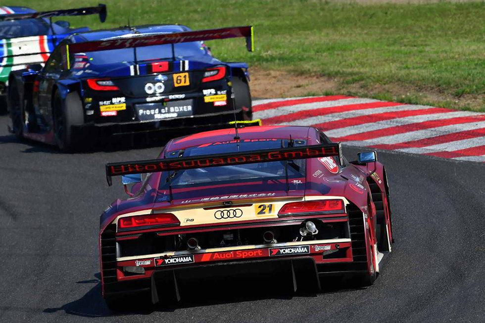 SUPER GT 2021 第5戦
