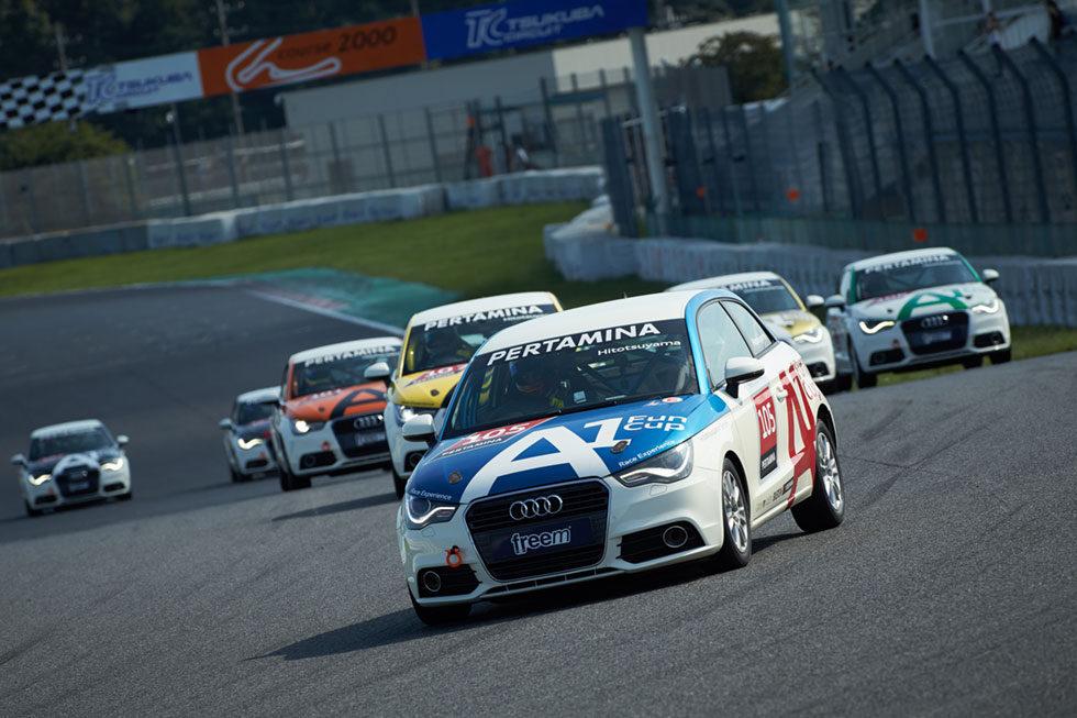 Audi A1 Fun Cup 第2戦