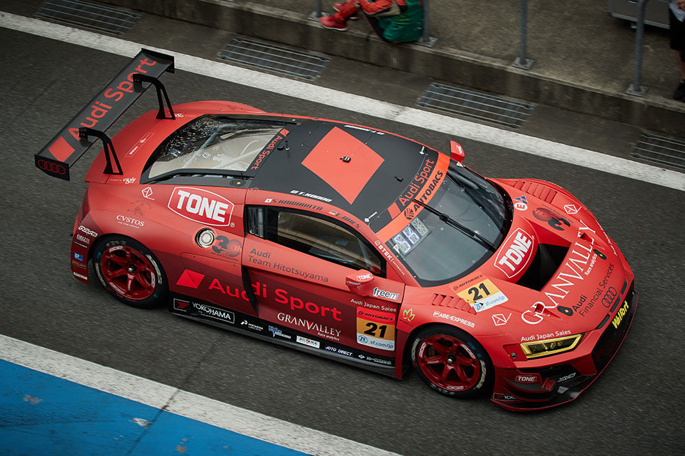 SUPER GT 2020 Round 2